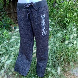 DISNEYLAND 60 RESORT Lounge Sweat Pants Sz XL